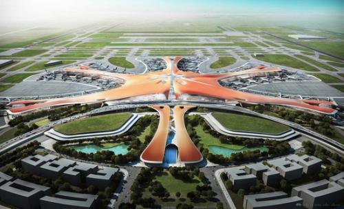 承诺50年质保:宝钢股份彩涂板为北京新机场项目添亮彩